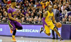Kobe Bryant's Vino Keeps Pouring & Scoring Units