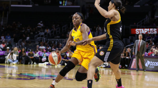L.A.'S Nneka Ogwumike Sparks First WNBA MVP