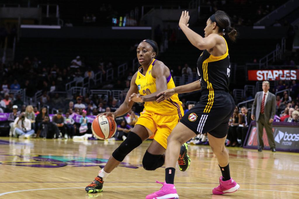 L.A.'S Nneka Ogwumike Sparks First WNBA MVP