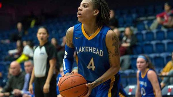 Lakeheads Jylisa Williams 50 Point Sets Cis Basketball Record