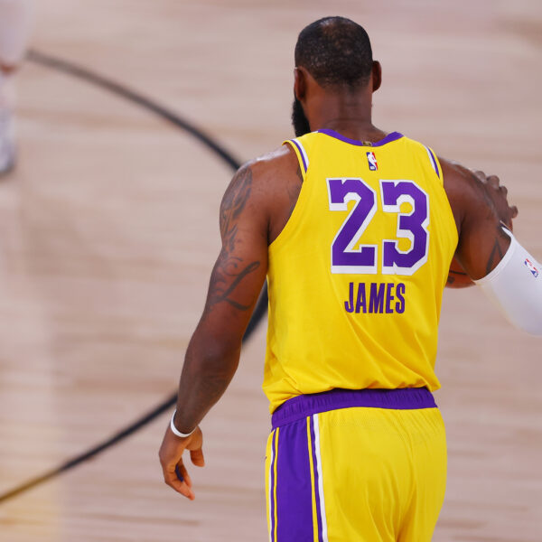 Lakers Eat Nuggets In Game 1