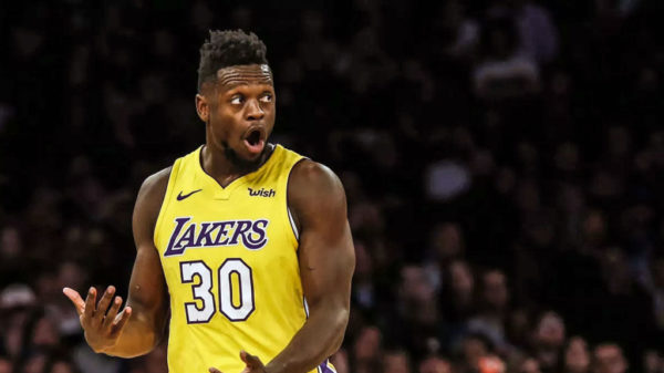 Lakers Julius Randle Play Today