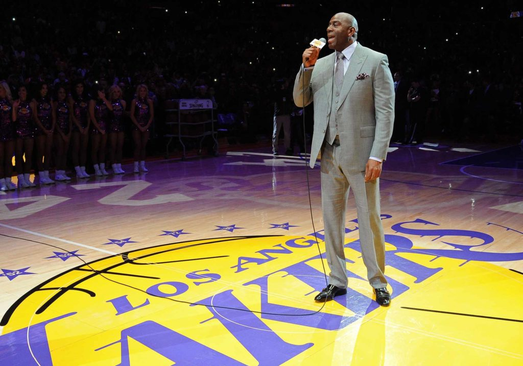 Lakers Make Kupchak Disappear With Magic