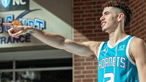 LaMelo set to ball out for Jordan's Charlotte