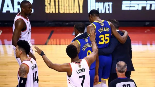 Last Night Ruined The NBA Finals