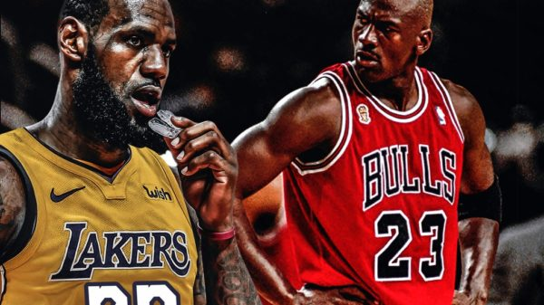 Lebron And Jordan Personify Greatness In Vastly Different Eras