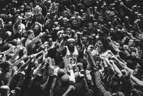 "LeBron James' Cleveland return starts ""Together"" with Nike inspired commercial"