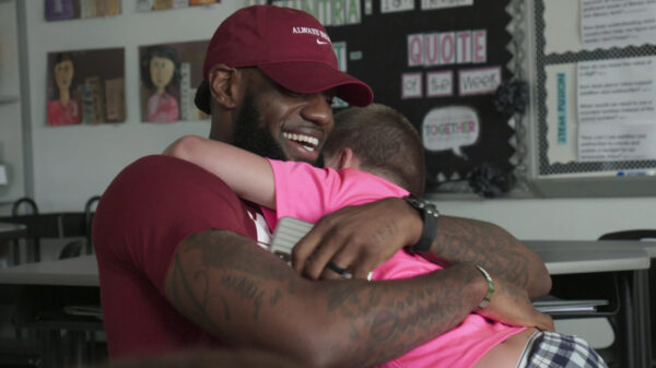 Lebron James I Promise Documentary Vows To Leave No Kid Behind