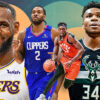 Lebron James Kawhi Leonard Pascal Siakam Giannis Antetokounmpo Is It Time To Burst The Nba Disney World Bubble
