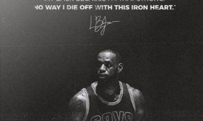 LeBron James & Kevin Durant make it look easy in secret hip-hop track