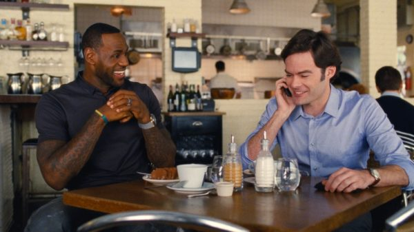 LeBron James' Movie Debut Anything But A 'Trainwreck'