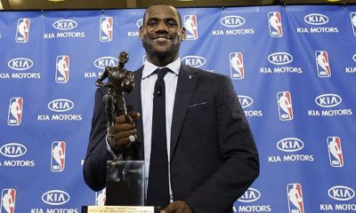 Lebron James Repeats As NBA Most Valuable Player