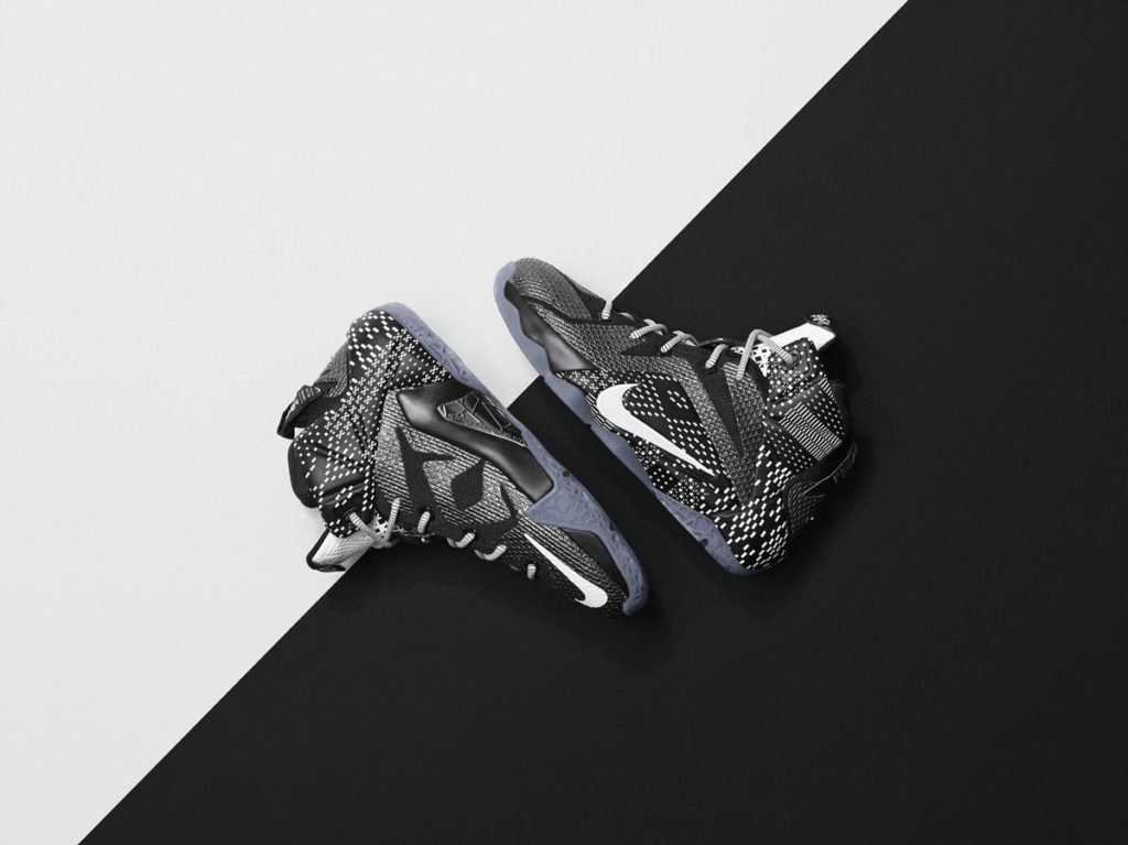 Lebron Xii Nike 2015 Black History Month (bhm) Collection