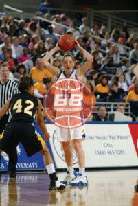 Lizanne Murphy Head Of The Pride Credentials Basketballbuzz Magazine 2006