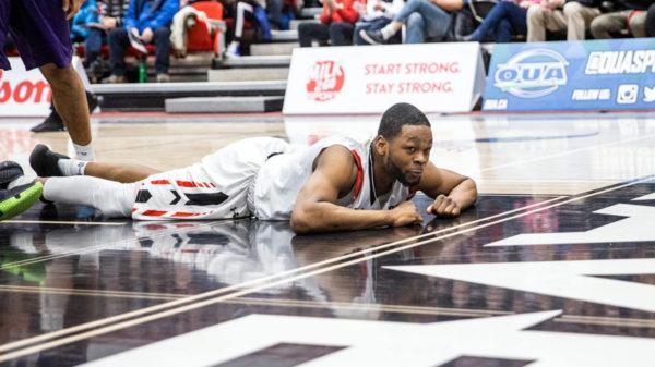 Lloyd Pandi Carleton Ravens Earn No 1 Seed At 2020 U Sports Mens Basketball Championships