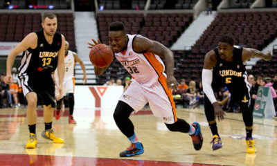 London Lightning Play The Scrooge On Ottawas Offense