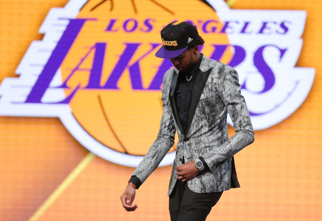 Look What The 2016 NBA Draft Blew In