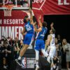 Los Angeles Clippers Mfiondu Kabengele Strong Double Double Nba Summer League Debut
