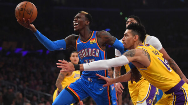 Lakers Become A Menace With Dennis Schroder