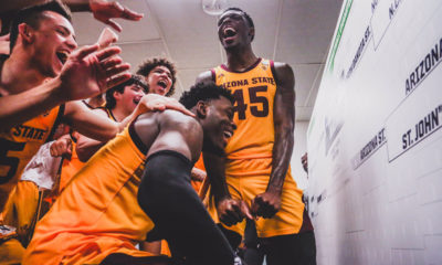 Luguentz Dort leads Arizona State to first March Madness win in 10 years