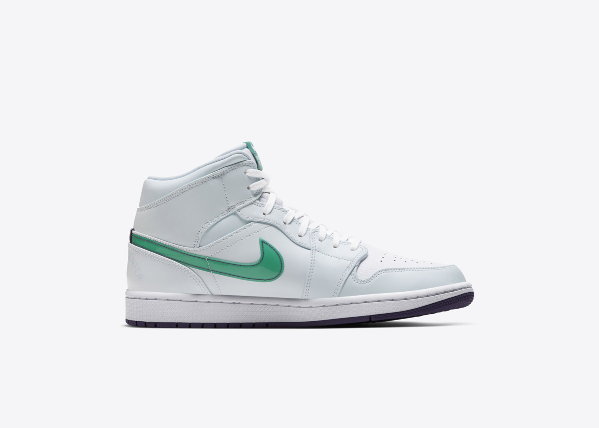 Luka Doncic Air Jordan 1 Mid Single