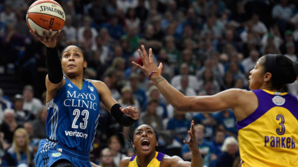 Lynx Take The Spark Out Of Los Angeles In Game 2