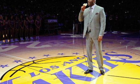 Magic Johnson Lakers Hire