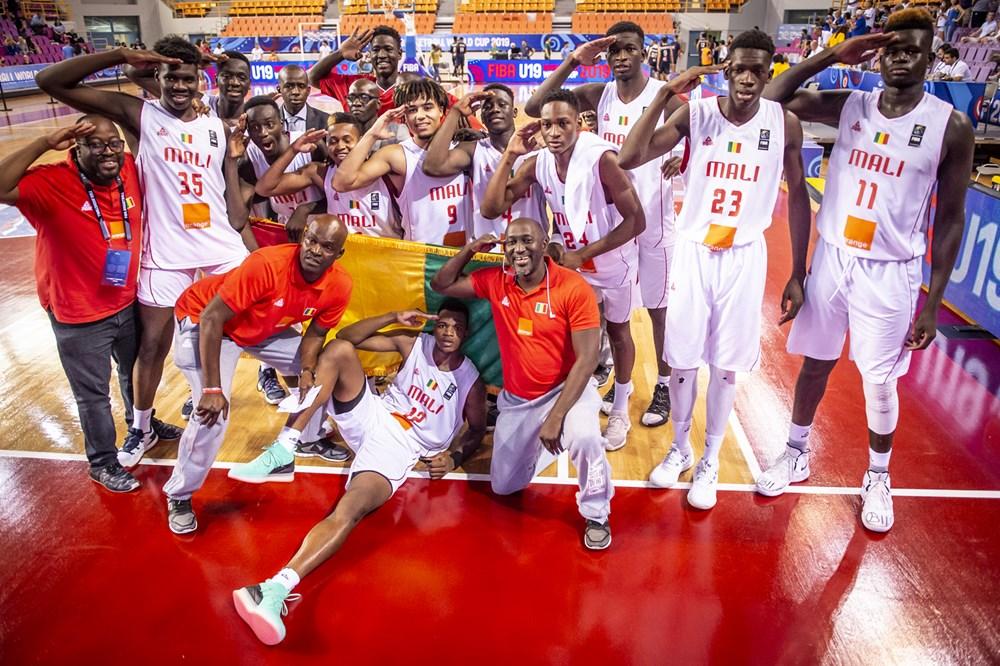 Mali Basketball Defeats France To Reach First Ever Fiba U19 World Cup Finals