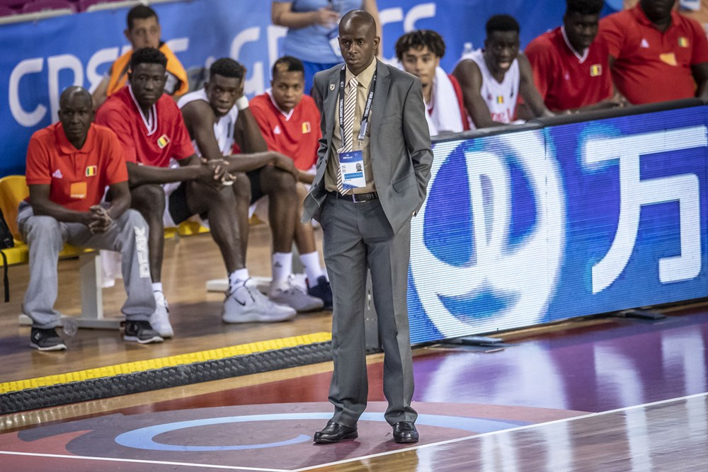 Mali Basketball Head Coach Kaba Kante Historic Mali Win Puts African Champs In 2019 Fiba U19 World Cup Final Four