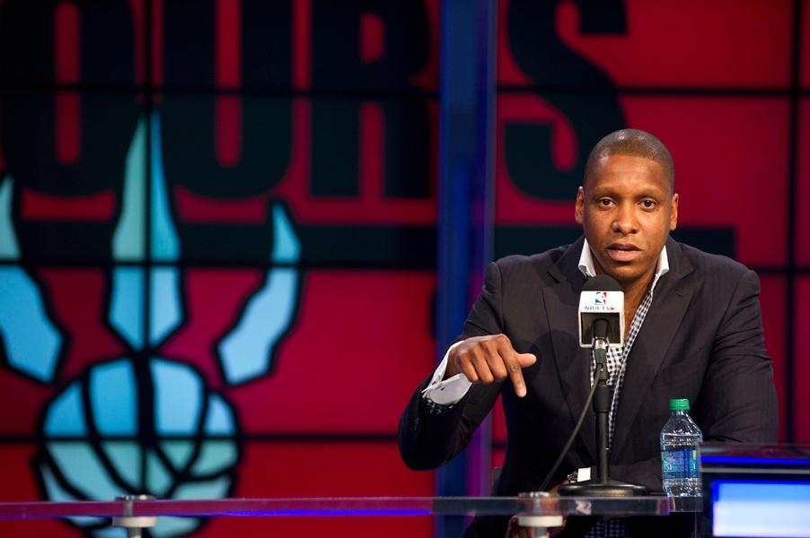 2014 NBA Canada Series Executive Breakfast