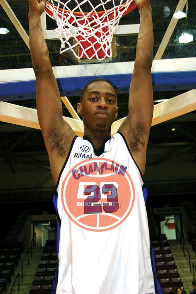 Maurice Joseph Shining Star I Got Next Basketballbuzz Magazine 2006