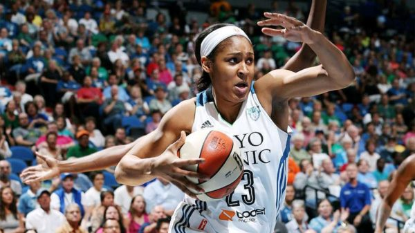 Maya Moore sets career-high with 48 points & 10 rebounds in double overtime