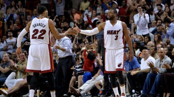 Meet The Miami Heat's New Big Three