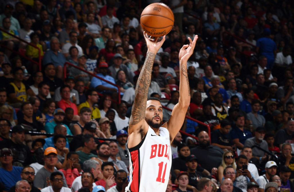 Miami Heat Ink Canadian Guard Mychal Mulder