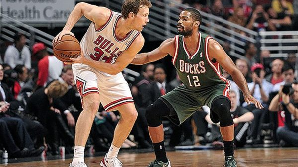 Mike Dunleavy Jr. Taking Seniority With The Chicago Bulls