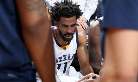 San Antonio Spurs V Memphis Grizzlies Game Six