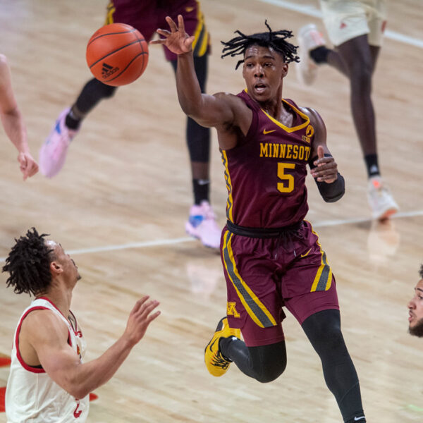 Minnesota Golden Gophers Marcus Carr Explosive 41 Points Amongst The Best By Canadian In NCAA History