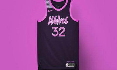 Minnesotas New Nike City Edition Jerseys Rain In Prince Purple