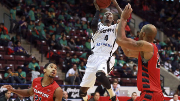 Mississauga Power Tut Ruach 48 Points Sets Nbl Canada Playoff Scoring Record