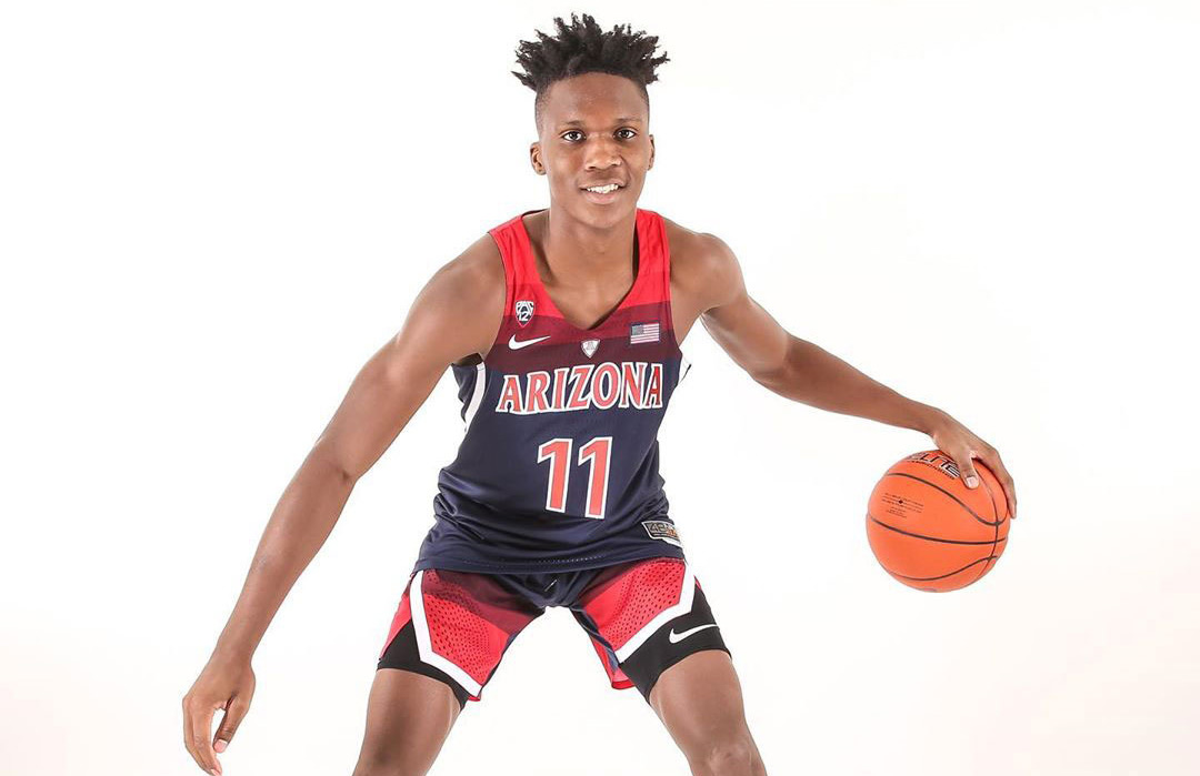 Montreal's Bennedict Mathurin commits to Arizona Wildcats