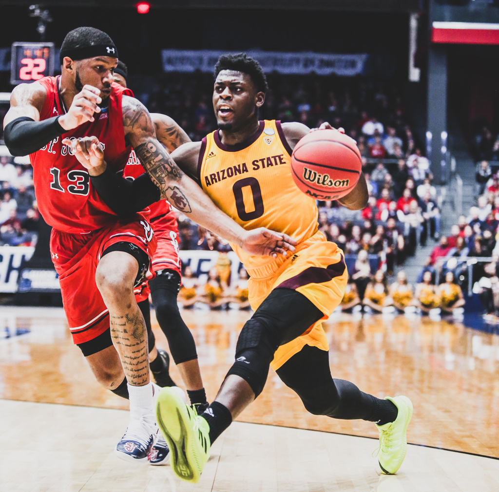 Montreals Luguentz Dort Leads Arizona State To First March Madness Win 10 Years 2