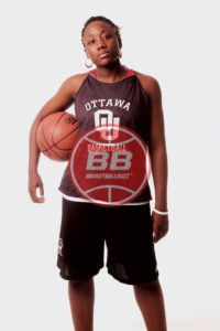 Moriah Trowell In Your Face Credentials Basketballbuzz Magazine 2005