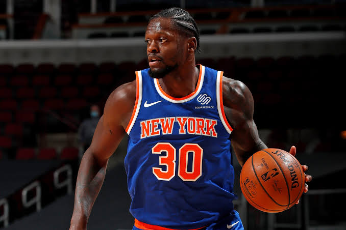 Most improved player and nyc mvp julius randle