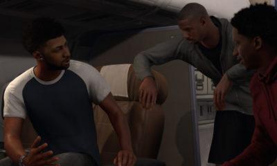 Michael Jordan Back In The Game For NBA 2K17