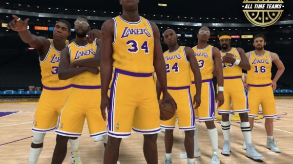 NBA 2K18 Lets Gamers Play Their Ultimate Dream Team