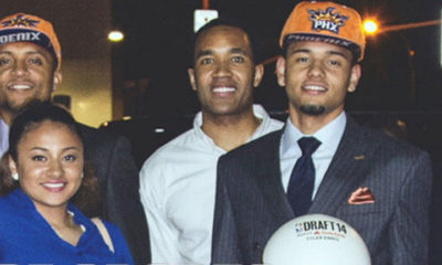 Nba Draft Day Journey Tyler Ennis Coming Age