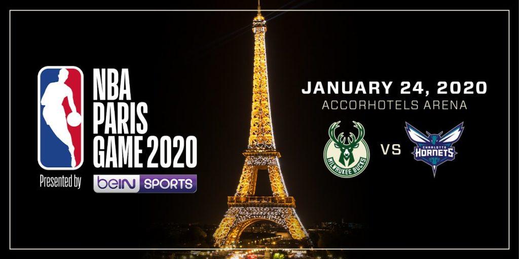 NBA No Longer Forgets Paris
