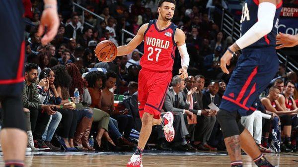 Jamal Murray MVP 2017 NBA Rising Star Game