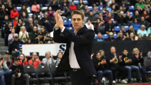 Nbl Canada Sudbury Five In Good Hands With Logan Stutz As Gm And Head Coach
