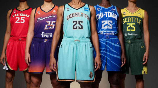 New 2021 Nike WNBA Jerseys Are About To Change The Game Like The Players Wearing Them